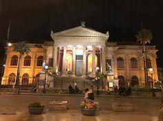 Teatro Al Massimo #ElPadrino #Palermo #Sicilia