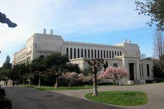Berkeley: UC Berkeley - Valley Life Sciences Building/Chan Shun Auditorium by wallyg, via Flickr