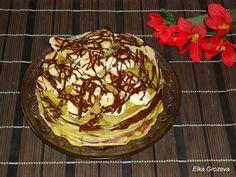 Elij-Cooking: Палачинкова торта