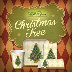 Christmas Tree Party Supplies