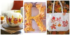 20 Gorgeous Ways to Craft with Fall Leaves  - CountryLiving.com