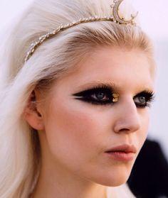 Chanel Resort 2015 Makeup