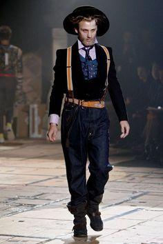 Vivienne Westwood menswear fall/winter 2010