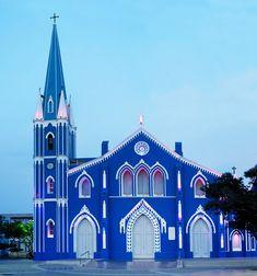 Iglesia Santa Barbara, Maracaibo, Venezuela,