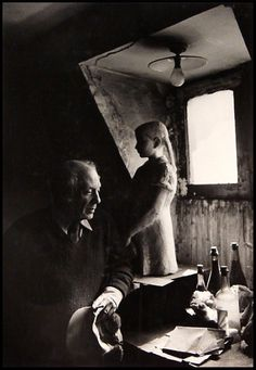 Sanford Roth, Picasso in Studio