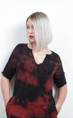 Tie Dye, V Neck, Tops, Women, Fashion, Moda, Fashion Styles, Tye Dye, Fashion Illustrations