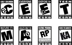 ESRB ratings coming to smart phones and tablets