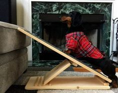 Dog Ramp  Pet Ramp  Portable Dog Ramp With by TravellingPooch #DogRamp