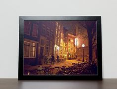 Amsterdam print holland photography prints by BonVoyageStudio