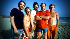 The Beach Boys Carl Wilson, Al Jardine, Brian Wilson, Mike Love, and Dennis Wilson Carl Wilson, Dennis Wilson, Palm Desert, The Beach Boys, Cerys Matthews, Bruce Johnston, Banana Song, Bob Dylan Songs, Mike Love