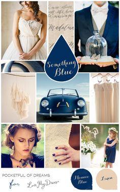 Monaco Blue and Linen MoodBoard Pocketful-of-Dreams