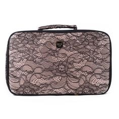 PurseN Amour Travel Case - Chantilly Lace ** Hurry! Check out this great product : Travel cosmetic bag