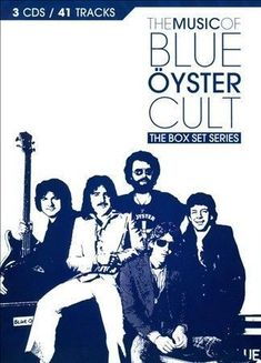 The Music of Blue Oyster Cult: The Box Set Series (2010) 3 CD Set Sealed #HardRock