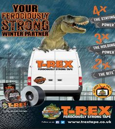 Strong Tape, T Rex, Movie Posters, Film Poster, Billboard, Film Posters