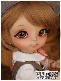 LUTS - Ball Jointed Dolls (BJD) company :: Delf--Hansel