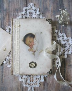 Sweet dream baby diary baby journal maternity by BethStyleBook