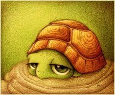 Animal drawings of artist Fabo