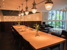 """代々木駅から徒歩1分の新商業施設「代々木VILLAGE by kurkku」。デザイン、内装、レストランなどを各界の日本を代表する方々が手がける""""こだわり""""を追求しつくした新商業施設です。"""