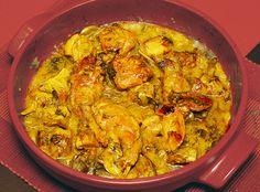 Greek Rabbit Stew