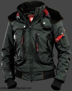 Superdry Ultimate Rescue Snow Jacket available from Surfdome