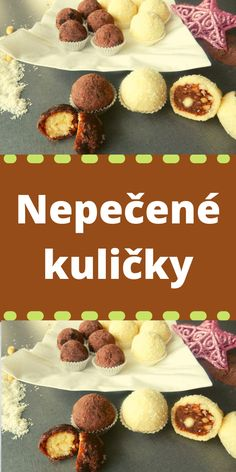 Nepečené kuličky A Table, Cereal, Muffin, Beef, Breakfast, Cake, Recipes, Food, Meat