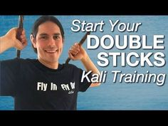 Escrima DOUBLE STICK - Drills to Explode Your Skills