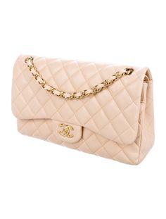 6705cae4dfc5 Chanel Classic Jumbo Double Flap - Handbags - CHA290998