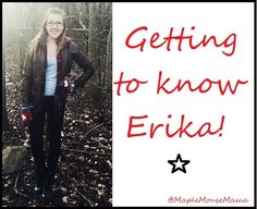 Getting To Know Erik