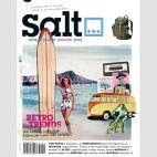 Salt #3, juli/augustus 2011 Deze uitgave staat in het teken van Retro. In deze editie: Interview met Jacquie Phelan, de vrouw die in de jaren '70 en '80 alle Amerikaanse wielerwedstrijden won / Alle Retro trends van dit moment op een rijtje / Reportage over de Highline in New York, hoe een oude spoorlijn een nieuw leven kreeg / En nog veel meer...