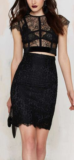 Sexy lace