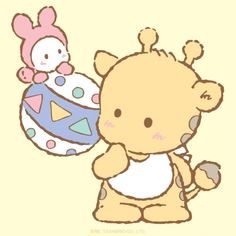 Sanrio - Happy Birthday dear Pau Pipo!