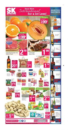 Super King Market Weekly ad Flyer December 9 - 15, 2015 - http://www.olcatalog.com/grocery/super-king-market-weekly-ad-flyer.html