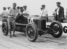 Auto racing legends. Read more about auto racing in our June 22 Go Outdoors section.