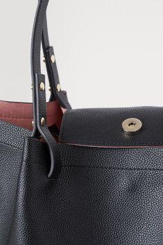 Shopper - Black - | H&M US 4