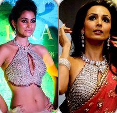 what a sari blouse Indian Blouse, Sari Blouse, Indian Wear, Choli Designs, Saree Blouse Designs, Beautiful Blouses, Beautiful Dresses, Indian Dresses, Indian Outfits