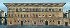 Michelozzo - Pałac Medyceuszy (Palazzo di Medici-Riccardi) we Florencji, 1444-1462