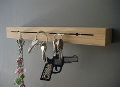 porte clé mural orig