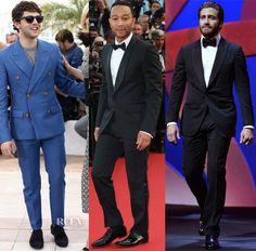 Cannes Film Festival Menswear Roundup
