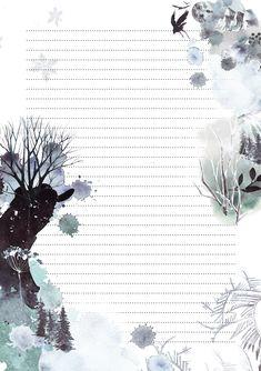 Little Big - Hypnodancer Free Printable Stationery, Printable Paper, Carta Collage, Scrapbook Paper, Scrapbook Journal, Memo Notepad, Instagram Frame Template, Pen Pal Letters, Notebook Paper
