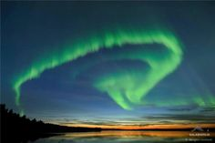 Glowing reports are coming in from the aurora zone - PhotoBlog