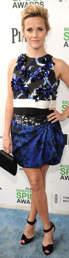 Reese Witherspoon at the Spirit Awards.