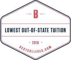 Cost doesn't have to be a barrier to studying out of state. We've identified 50 schools with the lowest out-of-state tuition so you can learn untethered.
