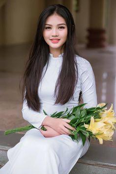 Bi che 'kem xinh', thi sinh Miss Teen tung anh ao dai dep me man - 4