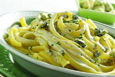 Macarrones al gorgonzola - revistamaru.com