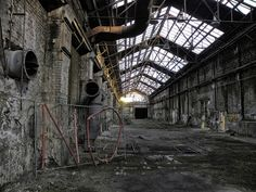 Video: Old Factory