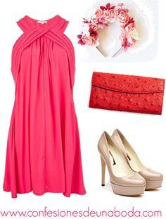 Confesiones de una boda: Looks invitada a todo color
