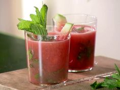 Watermelon Mojitos Recipe : Ina Garten : Food Network - FoodNetwork.com