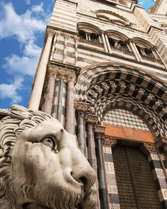 |Your past experiences will flavour your future ones that is human nature.  Deborah Cater City chronicles   | #Cathedral of St. Lawrence - #Genoa #Italy --  win 2 roundtrip tickets to anywhere Delta flies.  Click the link in our bio or tag pics #tripmasterstravel to enter ..................................................................................... ............. #vacations #wanderlust #instatravel #travelgram #tourism #passportready #liveauthentic #exklusive_shot #modernoutdoorsman…
