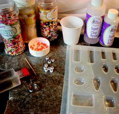 Trucs et astuces et comment créer, faire et réaliser fabriquer bijoux en résine, faire ses bijoux bracelet, collier, bague par soi même facile à faire.