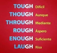 English Writing Skills, Book Writing Tips, Writing Words, English Lessons, Spanish Phrases, English Phrases, How To Speak Spanish, English Grammar, English Help
